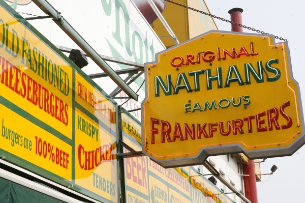 Nathans is an American institution; be sure that I will be there on the 4 of July with camera in hand to get shots of the hot dog eating contest.